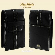 Ben Wade High Quality Black Leather Cigarette Packet Case bwc97