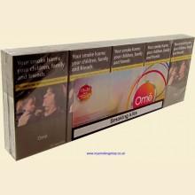 Ome Superslims ORIGINAL 10 Packs of 20 Cigarettes