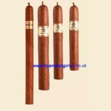 Trinidad Sampler of 4 Cuban Cigars