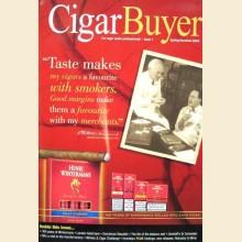 Cigar Buyer Magazine Spring/Summer 2004