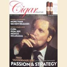 Cigar Journal Magazine Autumn 2019 Fred Vandermarliere