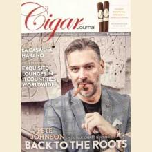 Cigar Journal Magazine Summer 2019 Pete Johnson