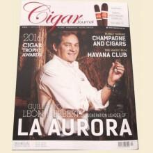 Cigar Journal Magazine Winter 2016 La Aurora