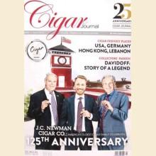 Cigar Journal Magazine Winter 2019 JC Newman