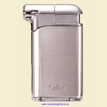 Colibri Pacific Air Chrome Pipe Lighter and Tamper
