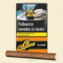 Al Capone Pockets Flame Filter Pack of 10 Cigarillos ...No Comment