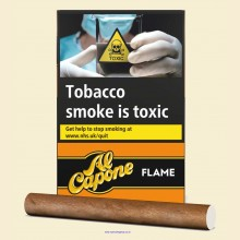 Al Capone Pockets Flame Filter Pack of 3 Cigarillos ...No Comment