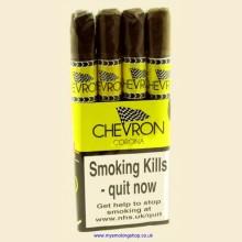 Chevron Corona Pack of 4 Philippines Cigars