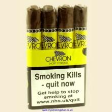 Chevron Short Corona Pack of 4 Philippines Cigars