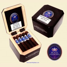 Diamond Crown Black Diamond Marquise Box of 20 Dominican Republic Cigars