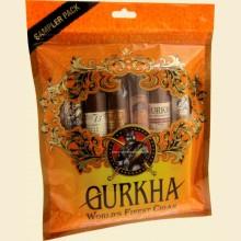 Gurkha Toro Grab Bag Sampler of 6 Dominican Republic Cigars