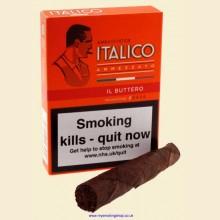 Ambasciator Italico Ammezzato Il Buttero Pack of 5 Italian Cigars