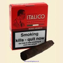 Ambasciator Italico Ammezzato Rosso Arabico Pack of 5 Italian Cigars