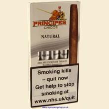 Principes Chicos Original Pack of 5 Cigars