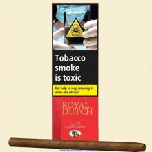 Ritmeester Royal Dutch Elites Pack of 5 Cigars