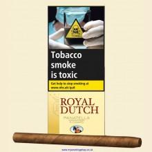 Ritmeester Royal Dutch Panatellas Pack of 5 Cigars