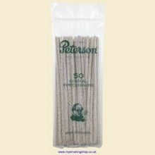 Peterson Conical Luxury Pipe Cleaners Pack of 50