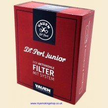 Dr Perl Junior 9mm Pipe Filters Pack of 40
