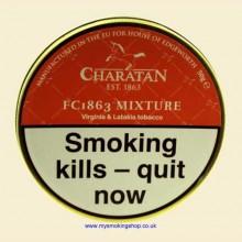 Charatan FC1863 Mixture Pipe Tobacco 50g Tin