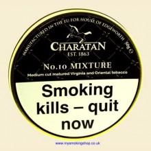 Charatan No.10 Mixture Pipe Tobacco 50g Tin