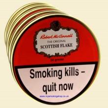 Robert McConnell Scottish Flake Pipe Tobacco 5 x 50g Tins