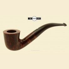 Dunhill Amber Root Group 4 Dublin Bent Pipe 4114