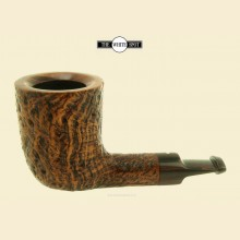 Dunhill County Group 4 Shorty Nose Warmer Dublin Straight Pipe 4905