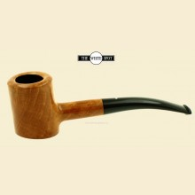 Dunhill Root Briar Group 5 Cherrywood Curved Pipe 5120