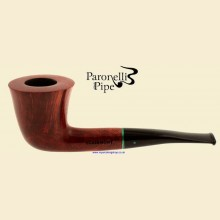 Paronelli Clairmont Legend 2015 Smooth Real Briar Curved Dublin Pipe c