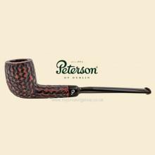 Peterson Belgique Rustic Straight Pipe