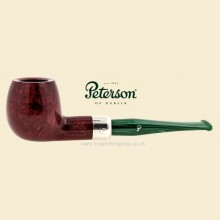 Peterson 2016 Christmas Smooth Straight Apple Pipe 87