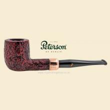 Peterson 2018 Christmas Sandblast 9mm Filter Straight Billiard Pipe x105