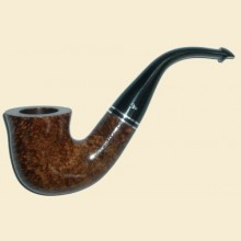 Peterson Dublin Filter 9mm Smooth Bent Pipe 05