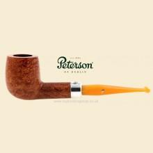 Peterson Kapp Royal Natural Smooth Straight Pipe 106