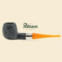 Peterson Rosslare Royal Irish Sandblast Straight Pipe 87