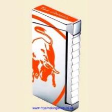 Tonino Lamborghini IL Toro Orange Bull Jet Flame Lighter