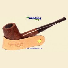 Mysmokingshop Light Leather Pipe Stand
