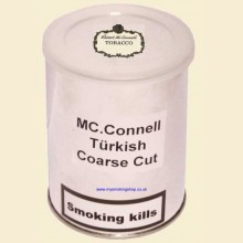 Robert McConnell Pure Turkish Coarse Cut Pipe Tobacco 250g Tin