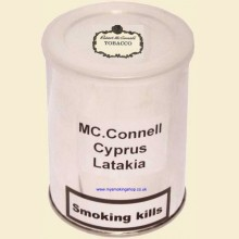 Robert McConnell Pure Cyprus Latakia Pipe Tobacco 250g Tin