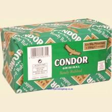 Condor Ready Rubbed Pipe Tobacco 5 x 50g Pouches