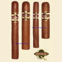 Quorum Shade Sampler of 4 Nicaraguan Cigars