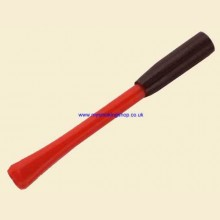 9cm Slim Ejector Red/Black Cigarette Holder