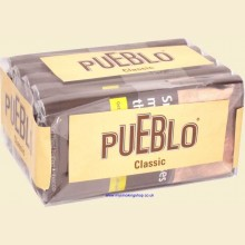 Pueblo Yellow Regular Classic (Additive Free) Hand Rolling Tobacco 5 x 30g Pouches