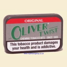 Oliver Twist ORIGINAL Smokeless Chewing Tobacco Bits Single Pack