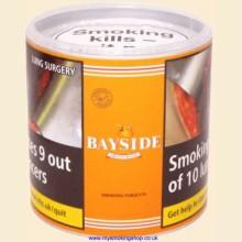Bayside Virginia Blend Shag Tobacco 100g Tub