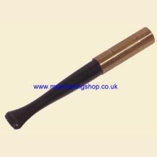 9cm Regular Ejector Black/Gilt Cigarette Holder