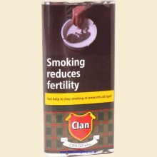Clan Original Pipe Tobacco 50g Pouch