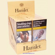 Hamlet Panatellas 10 Packs of 10 Cigars