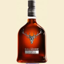 Dalmore Aged 25 Years Whisky 70cl Bottle 42%