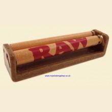 RAW King Size 110mm Hemp Plastic Rolling Machine